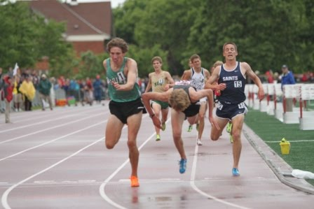 Down the Backstretch: State Meet Photo Gallery -- By Gene Niemi